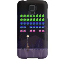 "Space Birds ""Angry Invaders"" Samsung Galaxy Case/Skin"