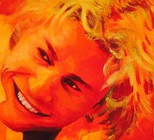 Heath Happy by Spitnick