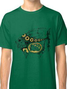 magic fish with a kitten inside Classic T-Shirt
