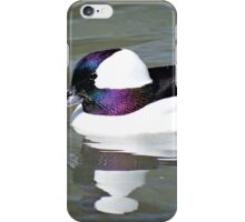 """""""A new visitor"""" iPhone Case/Skin"""