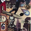 A Heavenly Dystopia by John Dicandia ( JinnDoW )