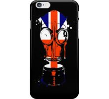 Mr.Foster KF2 gas mask iPhone Case/Skin