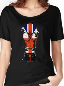 Mr.Foster KF2 gas mask Women's Relaxed Fit T-Shirt