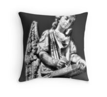 Beautiful Angel Throw Pillow