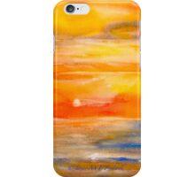 Lake Superior Sun... iPhone Case/Skin