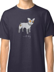 Angrybot: Prompt Dog Classic T-Shirt