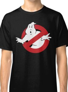 GhostBusters - OG Ghost Busting Logo Classic T-Shirt