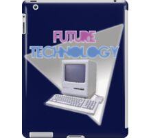 FUTURE TECHNOLOGY iPad Case/Skin