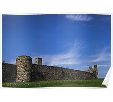Medieval Wall Poster