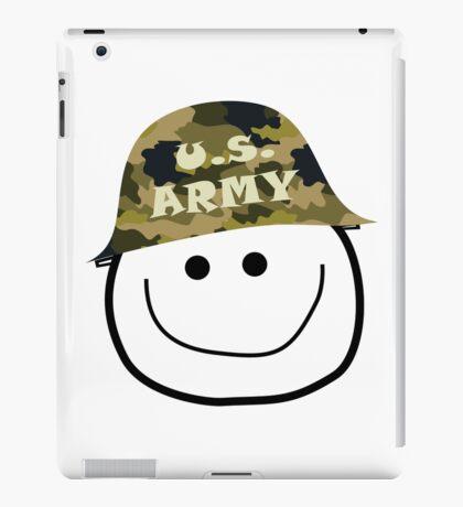 U.S. Army Smiley iPad Case/Skin
