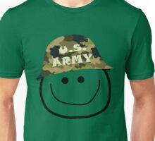 U.S. Army Smiley Unisex T-Shirt