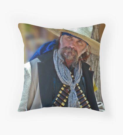 Bandolero Throw Pillow