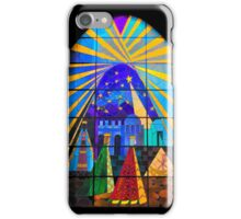 The Magi in Stained Glass - Giron Ecuador iPhone Case/Skin