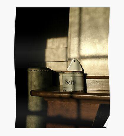 """SALT BOX"" Poster"