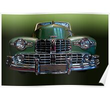 48 Lincoln Series 876H Poster