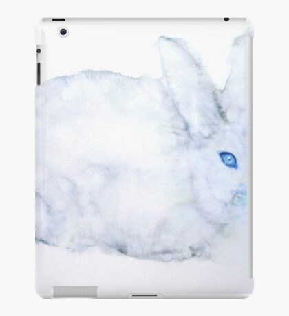 BLUE EYES RABBIT iPad Case/Skin