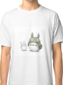 Totoro Buddies Fan Art Classic T-Shirt