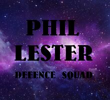 Phil Lester Defence Squad! by Mutotoru