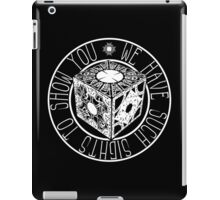 Hellraiser - We Have Such Sights to Show You - Clive Barker iPad Case/Skin