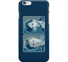 MILLER AND HARDY 2014 - BC Green iPhone Case/Skin