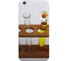 Attention Seeker, Science equipment iPhone Case/Skin