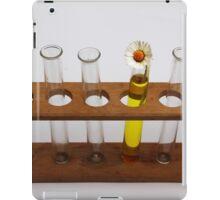 Attention Seeker, Science equipment iPad Case/Skin