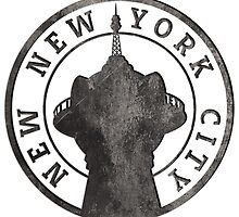 New New York City by sonof8bit
