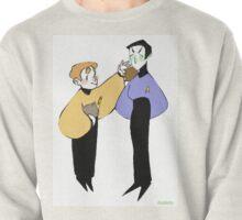 spock n kirk Pullover