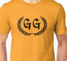 gg good game gaming starcraft Unisex T-Shirt
