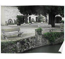 Le Moulin de Condac Poster