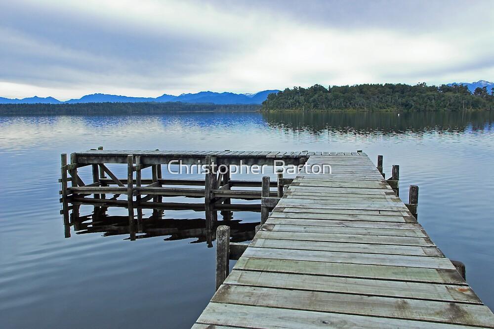 Lake Mahinapua, New Zealand  by Christopher Barton