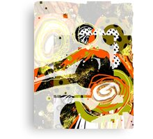 Cake Buckles Canvas Print