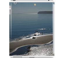 Against The Light - Compton Bay  iPad Case/Skin