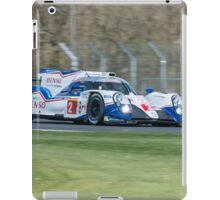 2015 WEC Toyota TS040 - Hybrid No 2 (2) iPad Case/Skin