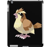 Pidgey Pokemon Simple No Borders iPad Case/Skin