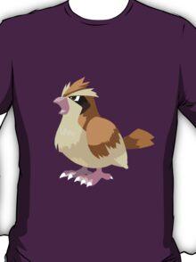 Pidgey Pokemon Simple No Borders T-Shirt