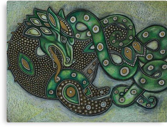 The Sea Dragon by Lynnette Shelley