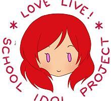 Love Live! Set - Maki by NikaLagann
