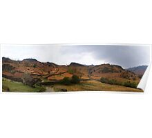 Easdale Panorama Poster