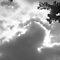 Black & White Cloud Scenes
