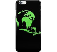 Let's Paint the World Green! iPhone Case/Skin