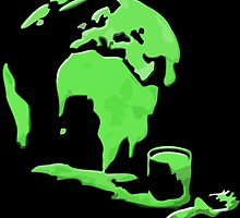Let's Paint the World Green! by Coolioneosis