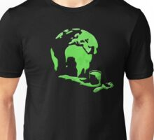 Let's Paint the World Green! Unisex T-Shirt