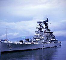 USS Galveston - Toy Cruiser by rickCalifornia