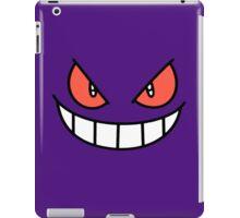 Gengar Face POKéMON iPad Case/Skin
