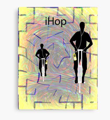 iHop Canvas Print