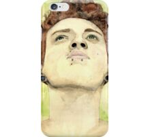 Dom in Contemplation iPhone Case/Skin