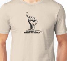 LIFE'S TOO SHORT  Unisex T-Shirt