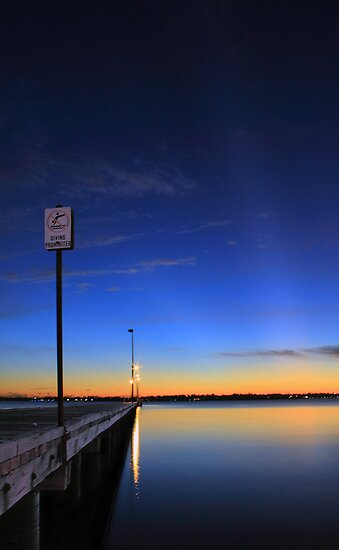 Crepuscular Rays  by EOS20