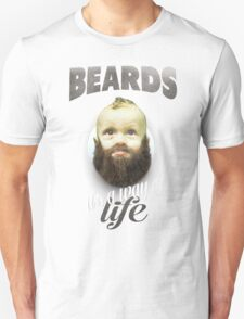 Beard boy T-Shirt